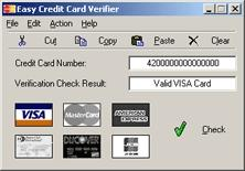 Download Easy Credit Card Verifier