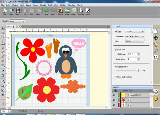 Easy Cut Studio for Windows