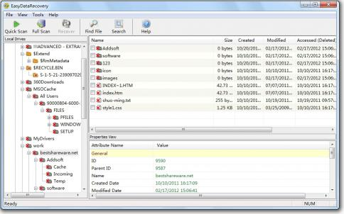 Download Easy Data Recovery