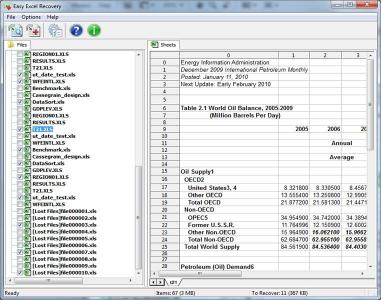 Download Easy Excel Recovery