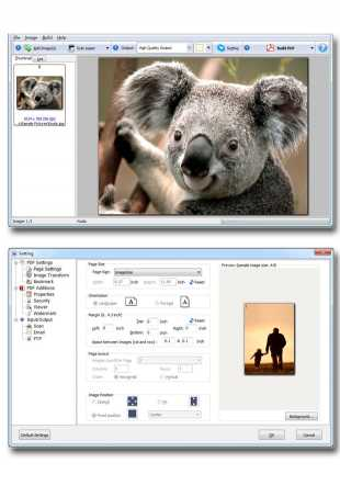 Easy Image to PDF