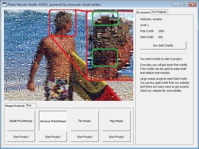 Download Easy Mosaic Studio