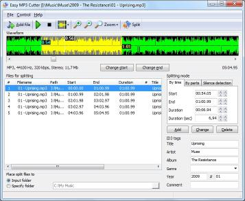 Download Easy MP3 Cutter