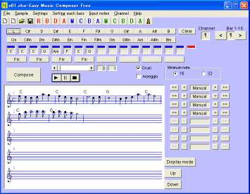 Download Easy Music Composer Free