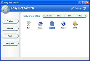 Download Easy Net Switch
