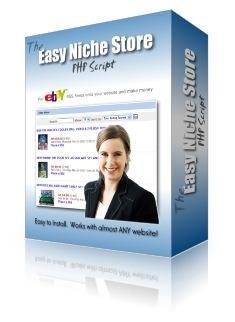 Download Easy Niche Store Script