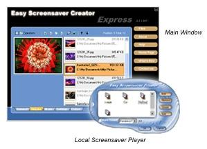 Download Easy Screensaver Creator-Express