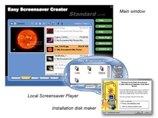 Download Easy Screensaver Creator-Standard
