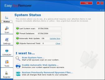 Download Easy SpyRemover