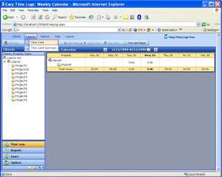 Download Easy Time Logs Free