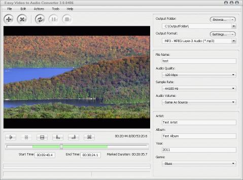 Download Easy Video to Audio Converter