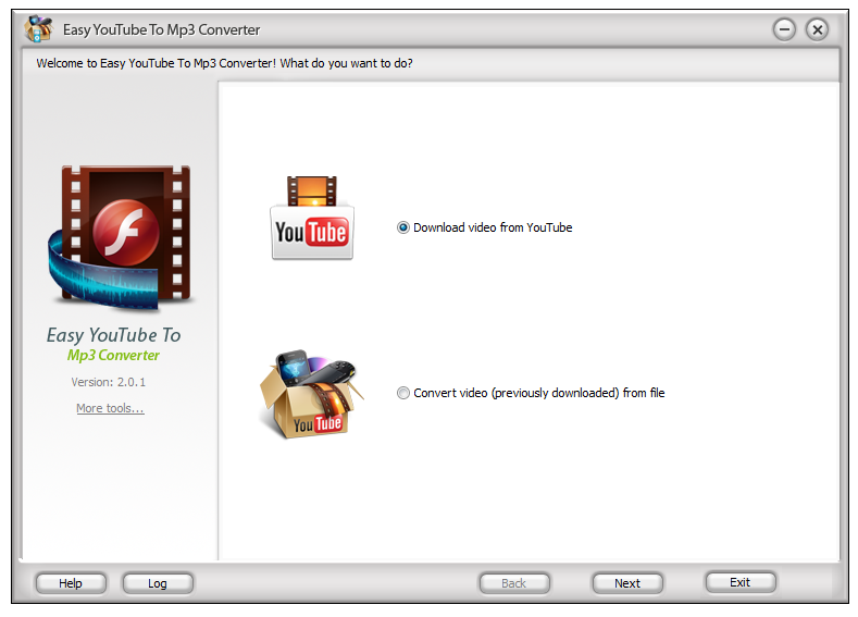 free simple youtube to mp3 converter