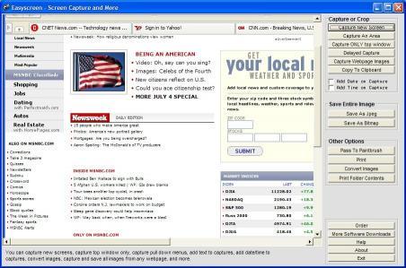 Download Easyscreen Screen Capture