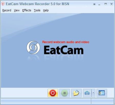 Download EatCam Webcam Recorder for MSN