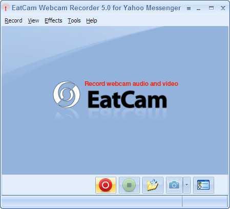 EatCam Webcam Recorder for Yahoo Messenger
