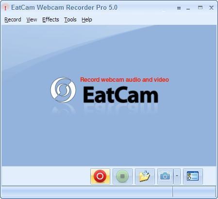 Download EatCam Webcam Recorder Pro
