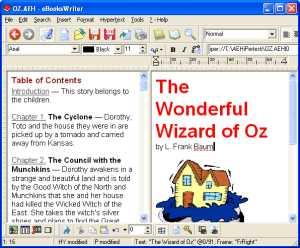 Download eBooksWriter LITE