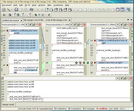 Download ECMerge Standard (Solaris)