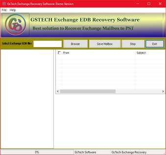 EDB to PST Software
