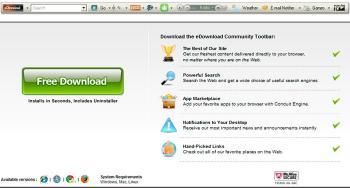 Download eDownload Extreme Toolbar