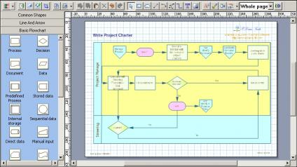 Download EDraw Flowchart ActiveX Control