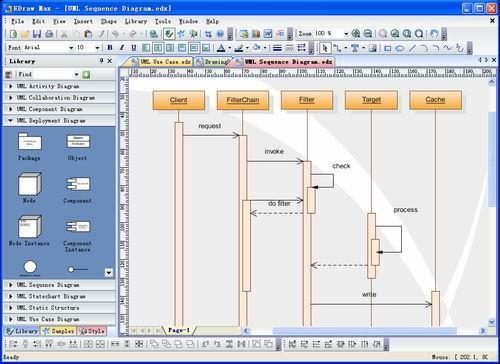 Edraw Uml Diagram Standaloneinstaller