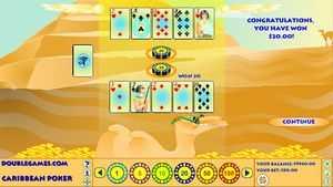 Egyptian Caribbean Poker