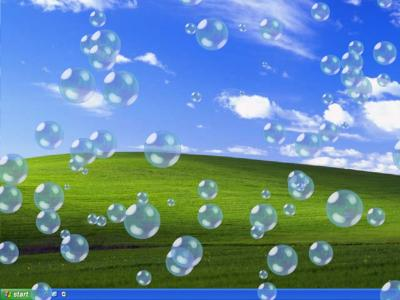 Download EIPC Bubbles 3D Screensaver