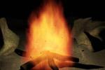 eipc fire 3d screensaver