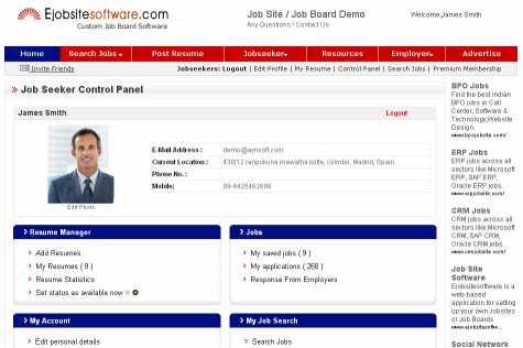 Download Ejobsitesoftware.com Job Board Software