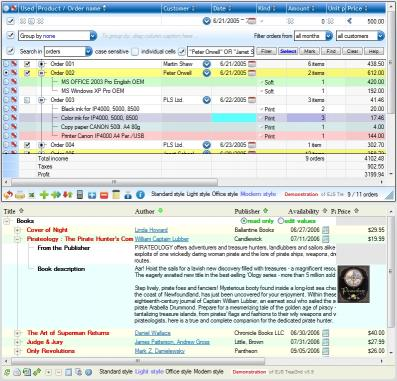 Download EJS TreeGrid