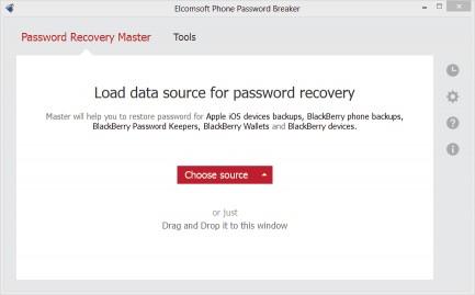 Download Elcomsoft Phone Breaker