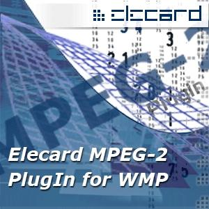 Download Elecard MPEG-2 PlugIn for WMP