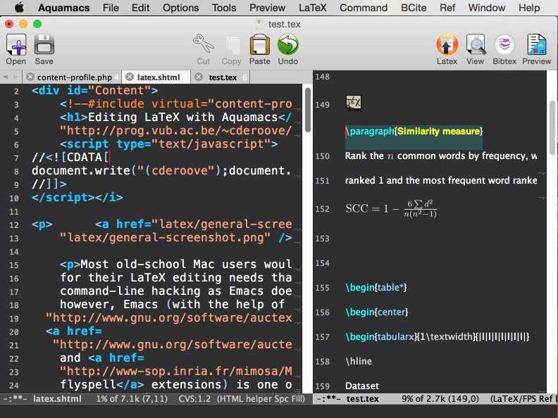 Emacs for Mac