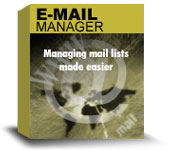 email manager software