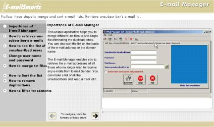Download Email Manager Software