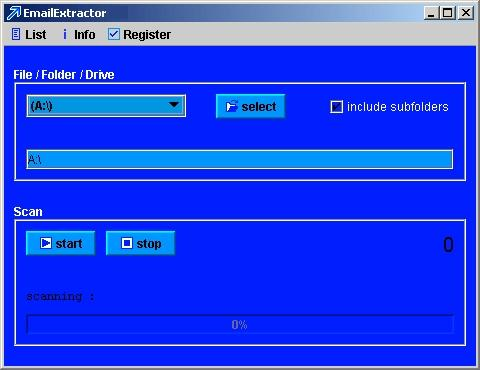 Download EmailExtractor
