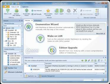 Download EMCO WakeOnLan Free