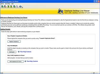 Download Employee Desktop Live Viewer