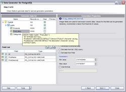 Download EMS Data Generator for PostgreSQL