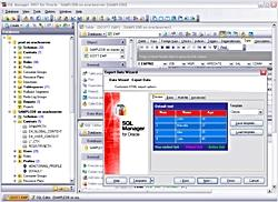 Download EMS SQL Manager for Oracle Freeware