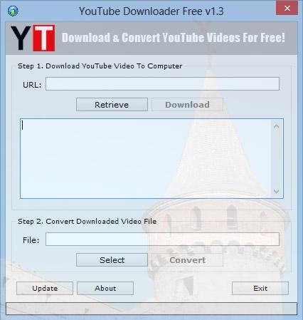 Download EMS YouTube Downloader