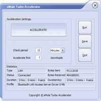 Download eMule Turbo Accelerator