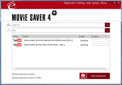Download Engelmann Media MovieSaver