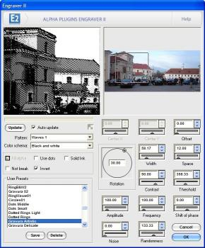 Download Engraver II for Photoshop