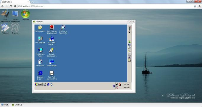 Download Enterprise desktop