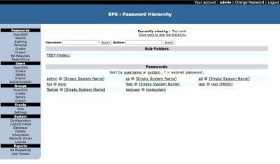 Download Enterprise Password Safe