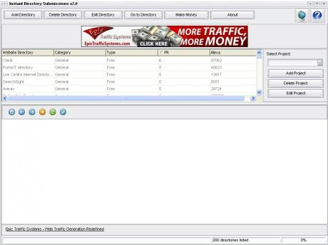 Download Epic Traffic Systems Directory Submitter