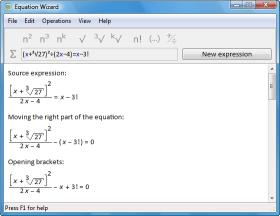 Download Equation Wizard