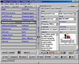Download eShopper Organizer Deluxe